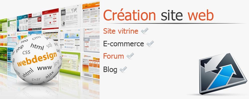 site creation site web